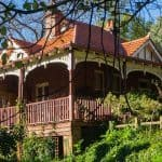 accommodation with garden perth hills