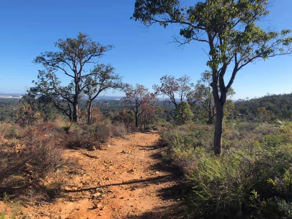 weekend escapes perth hills